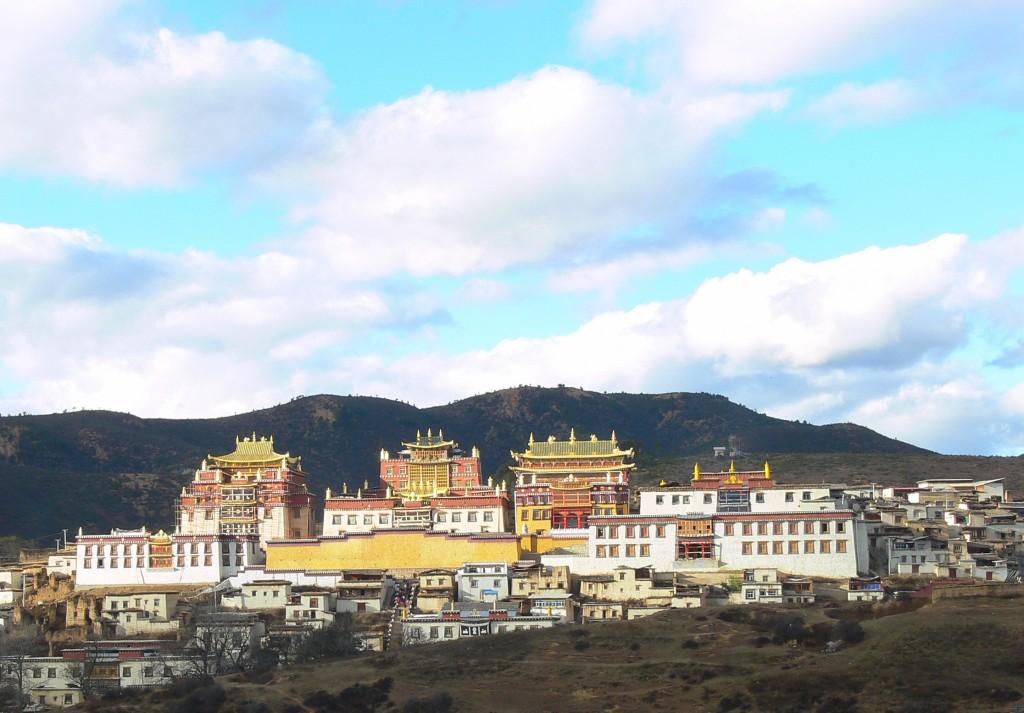 中甸松贊林寺